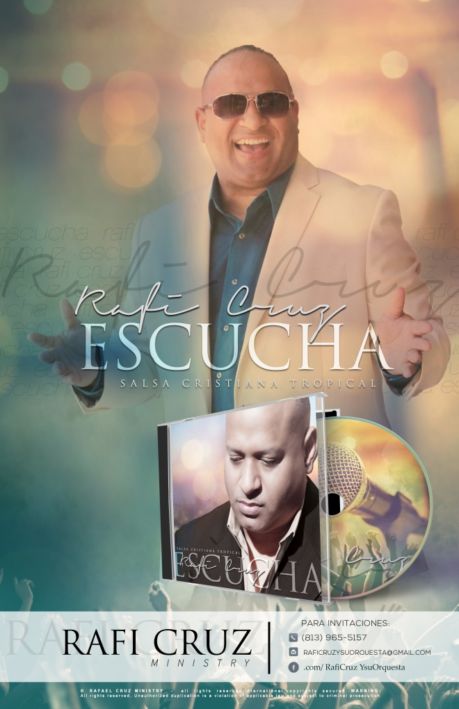 Rafi CD Poster