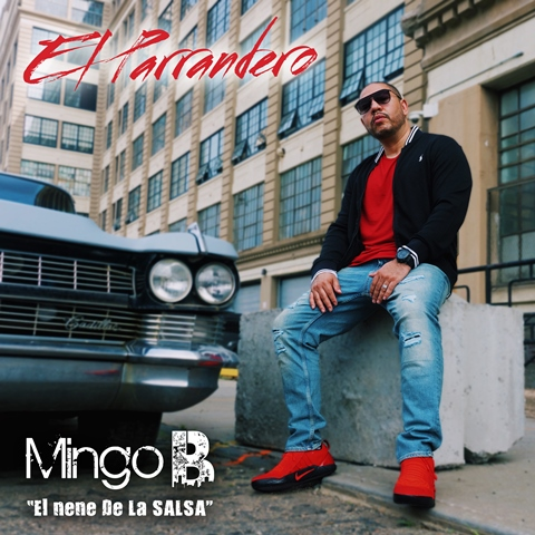Mingo B - El Parrandero - Cover Art.jpg