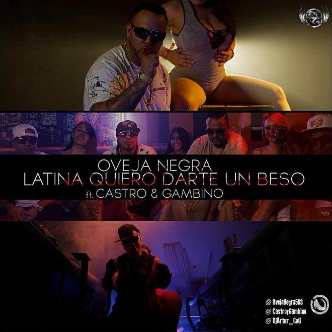 latina quiero darte un beso Castro y Gambino cover .jpg